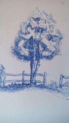 31 Tree Types Pencil Drawing Ideas - Art Tree Pencil Sketch, Pencil Drawings, Sketchbook Inspiration, Art Sketches, Diagram, Drawing Ideas, Watercolor, Ink, Texture