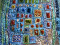 Halifax Embroiderers' Guild: June 2012 Jackie Cardy