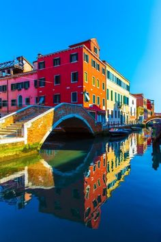 Burano, Italy (Take the Venetian Islands tour if you have the chance ~ art glass, lace, and colorful villages ~ ALW)