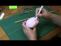 Muñeca completa 6ª parte: Hacemos la cabeza - YouTube