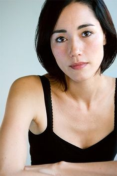 asian beauty: Sandrine Holt