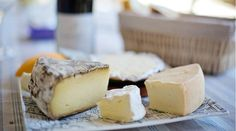 Eating cheese and increasing consumption of other dairy products helps improve vascular health by reducing the effects of a high-sodium diet, a new study reports. Kinds Of Cheese, Best Cheese, Vegan Cheese, French Diet, French Food, French Cheese, Italian Cheese, Cheese Tasting, Cheese Lover
