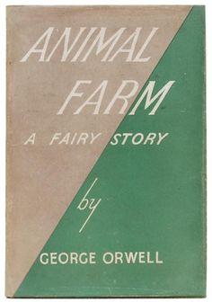 """""""Animal Farm"""" by George Orwell"""