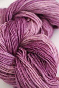 Malabrigo's silky merino is a fabulous combination of silk and baby merino. The…