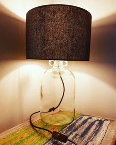 Check out this item in my Etsy shop https://www.etsy.com/uk/listing/513684303/large-demijohn-bottle-lamp-with-grey