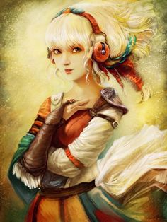 David Revoy is an freelance digital artist based in Toulouse, France.