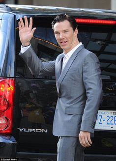 Welcome to my Blog - Benedict Cumberbatch