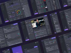 MediaHive Showcase by Matt Olpinski Cool Designs, Desktop Screenshot, Design Inspiration