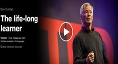 3 Must Watch TED Talks on The Power of Life Long Learning ~ Educational Technology and Mobile Learning