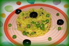 Insalata di riso piselli e salmone - In cucina con Zia Ralù