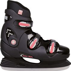 fe81ab1fa2 Ice Skating Shoes Sport Activity Black Red Silver Boy Comfortable Skates  Size 35  IceSkatingShoes Διακόσμηση