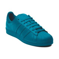buy popular d8881 dbd03 Shop for Mens adidas Superstar Supercolor Athletic Shoe in Green Monochrome  at Journeys Shoes. Shop
