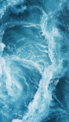 Random Inspiration 124 Blue ocean / Find more Nature themed wallpapers for your + More - My best wallpaper list No Wave, Wallpapper Iphone, Le Grand Bleu, Ocean Wallpaper, Nature Wallpaper, Mobile Wallpaper, Waves Wallpaper Iphone, Blue Water Wallpaper, Iphone Wallpaper Summer