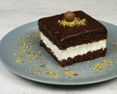 Δροσερό γλυκό ψυγείου με σοκολάτα – foodaholics.gr Tiramisu, Ice Cream, Sweets, Cake, Ethnic Recipes, Desserts, Food, Chocolates, No Churn Ice Cream