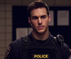 Can we all just agree that Chris Wood is the most attractive cop ever? K, thanks.
