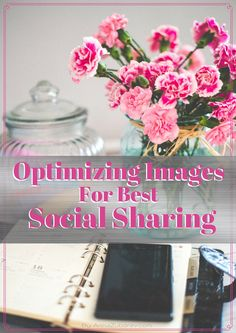 Optimizing Images for best social sharing using a reference guide via @annazubarev  #visualcontentmarketing #visualcontent