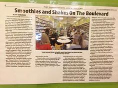 The fantastic article about Port Nutrition and Hands On Healthy classes! #PortWashington #Nutrition #Health #LongIsland