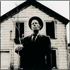 Anton CORBIJN :: Tom Waits