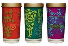 Know a candle lover? These Skeem scented candles come in lovely scents and beautiful colors.