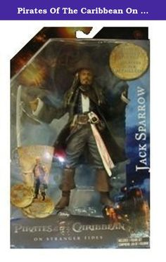 Pirates Of The Caribbean On Stranger Tides Action Figure, Series 2, (JACK SPARROW) by Wisconsin Toy. Highly detailed Jack Sparrow action figures!,Series 2 figures.,6 Inches.,Collect all figures to build The Quartermaster.,Ages 4 years and up.