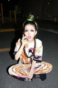 tokyo riot girls:Hirari Ikeda