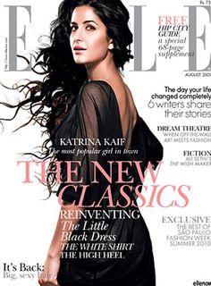 Katrina Kaif (Vogue Elle)