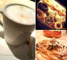 CAFE LATE AND DOUNUTS in SHIBUYA