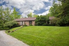 This well maintained brick ranch sits on a very private 3+ acres. Plenty of features make this homes interior unique, including: natural woodwork throughout, cathedral ceilings, several skylights,...