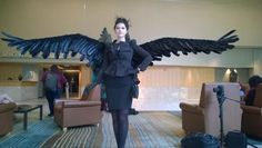 Shachath/Angel of Death Cosplay/Halloween Costume