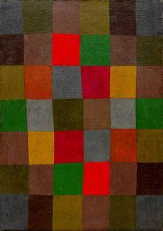 Paul Klee - New Harmony 1936