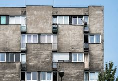 Socialist Modernism on Your Smartphone: This Research Group is Raising Funds for a Crowdsourcing Mobile App,Housing building, Wrocław, Poland. Architect: Stefan Müller. Photo by Dumitru Rusu. Image © BACU