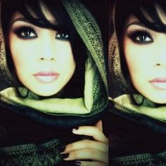 .beautiful makeup