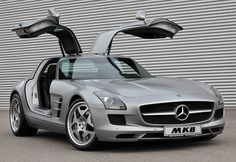 2011 Mercedes-Benz SLS AMG MKB P640