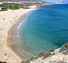 Antiparos, Soros beach - can it really be so long since I've seen you