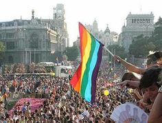 From the of June until the of July, Madrid will host the Gay Pride 2012 Les Miserables, Lito Rodriguez, What Is Human, Gay Pride, Social Justice, Equality, Lesbian, I Am Awesome, Street View
