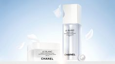 CHANEL - LE BLANC - A BRILLIANT NEW TAKE ON BRIGHTENING More about #Chanel on http://www.chanel.com