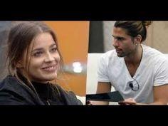 Luca Onestini la dichiarazione in love per Ivana Mrazova