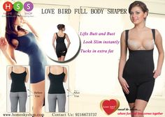 6004725c51 Buy Online Full Body Shaper Black to get a perfect shape to the body and  look slim by using full body shaper.