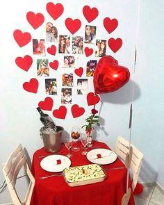 36 Trendy Gifts For Him Boyfriend Ideas - Valentine's Days / Valentinstag Valentines Day Dinner, Valentines Gifts For Boyfriend, Valentines Diy, Boyfriend Gifts, Boyfriend Ideas, Valentine Recipes, Boyfriend Birthday, Pinterest Valentines, Surprise Boyfriend