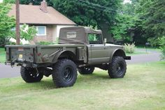 Any jeep fans? - Page 10 - The Garage Journal Board - Badass M715