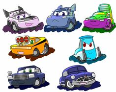 ... Disney Cars Party, Disney Pixar Cars, Car Party, Cars Characters, Cute Disney Pictures, Car Memes, Mickey Mouse And Friends, Lightning Mcqueen, Cultura Pop