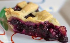 How to Make Homemade Blueberry Pie From Scratch Last month, I made my very first ever lattice blueberry pie. I was inspired by the several visit my family and I made to a local U-Pick blueberry farm. There, we hand picked hundreds of fresh blueberries that were bursting with flavor. I'm not even kidding when I say that there is nothing tastier than a warm, ripened blueberry right off the bush! So far, we have enjoyed blueberry pancakes, blueberry muffins, gluten free blueberry muffins, an...