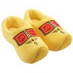 Holland Clogs Dutch Slippers Houseshoes Yellow Klompen New Size 16 35 Child Amsterdam Souvenirs, Clogs, Clog Slippers, Blue Christmas, Yellow And Brown, Daughter Love, Holland, Kids Fashion, Baby Shoes