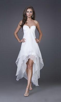 Robes de soirée courte pour mariage