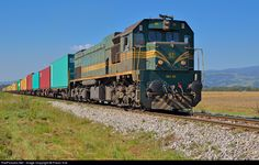 RailPictures.Net Photo: 664-101 Slovenske Zeleznice(SZ) EMD G26 at Pragersko, Slovenia by Franci Vuk