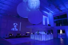 Ronen Rental bars // Event Decor // Event Furniture Rental
