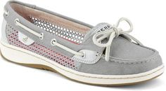 Yes, Please! Sperry Top-Sider Angelfish Open Mesh Slip-On Boat Shoe.