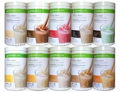 NEW Herbalife Formula 1 Healthy Meal Nutritional Shake Mix_Choose Flavor.