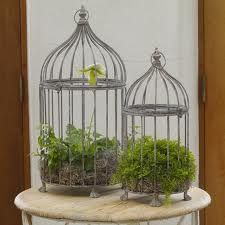 Metal Decorative Birdcages