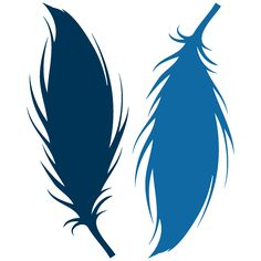 Free Feather SVG - Use this feather SVG for your paper crafting projects with…